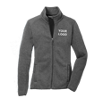 Custom Fleece Jacke