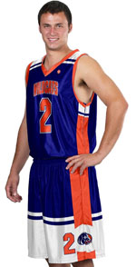 Throw Down Sublimated Jersey