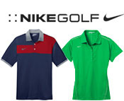 All Nike Golf Apparel