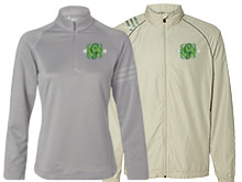 Custom Adidas WindShirts & Jackets