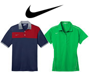 Custom Nike Golf Apparel