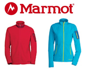 Custom Marmot Apparel