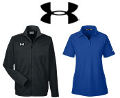 All Custom Under Armour Apparel