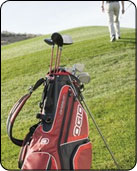 Custom Made Golf Bags and Custom Golf Bags