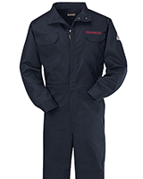 Custom Embroidered Industrial Coveralls