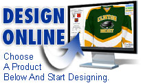 Custom Made Mens Hockey Jerseys