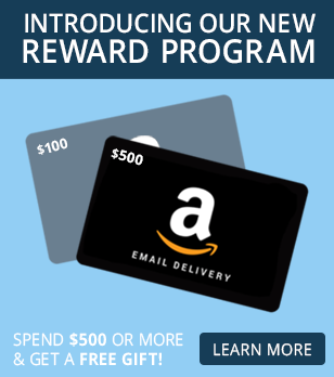 Reward Points and Free Gifts for Custom Promo Product & Tradeshow Apparel Purchases