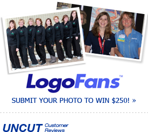 These Women Love Their Branded Uniforms! Submit a Photo Of Your Custom Apparel to Win $250
