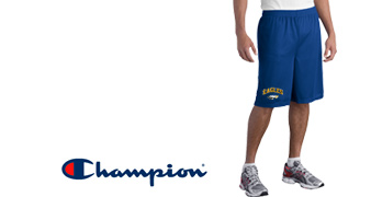 Custom Champion Shorts