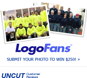 These Logo Fans Love Their Custom Construction Uniforms! Submit a Photo Of Your Custom Apparel to Win $250