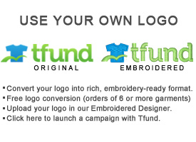 Embroidery Logo Example