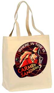 Full Color Imprinted Tote Bag