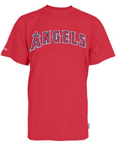 Custom LA Angels Uniforms