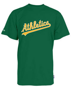 Custom Oakland Athletics Uniforms