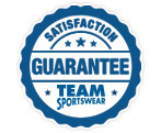 Satisfaction Guaranteed - Custom Sportswear The Way You Want It!