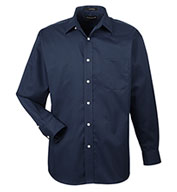 Mens Stain Resistant Whisper Elite Twill Shirt