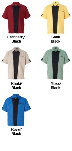 Monterey Bowling Shirt - All Colors