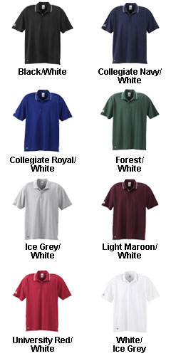 Mens ClimaLite Athletic Polo - All Colors
