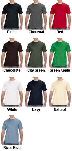 Anvil Organic T-shirt - All Colors