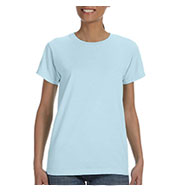 Ladies 100% Ring - Spun Pigment Dyed Comfort Colors T-shirt