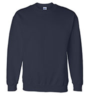 Custom Gildan Adult  DryBlend� Crew Neck Sweatshirt Mens