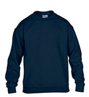 Youth Crew Neck Sweatshirt