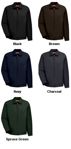 Red Kap Work Jacket - All Colors