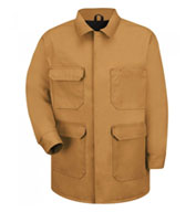Custom Red Kap Chore Coat Mens
