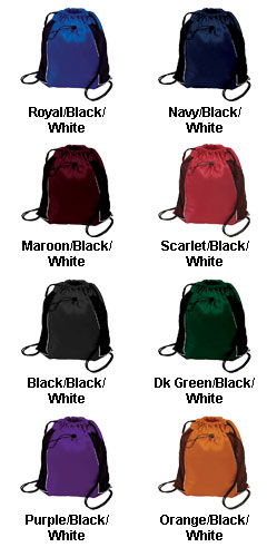 Ultimate-Pak Water Resistant Drawstring Bag - All Colors
