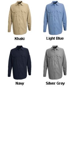 Bulwark® Button Front Work Shirt - All Colors