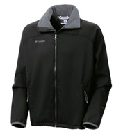 Custom Mens Shelby Soft Shell Jacket by Columbia