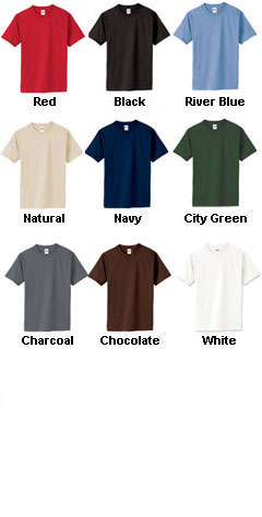 ANVIL 100% Organic Cotton Ladies Tee - All Colors