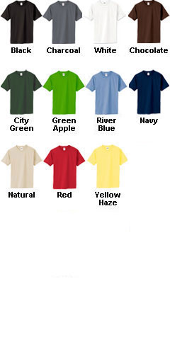 Anvil 100% Youth Organic Cotton Tee - All Colors
