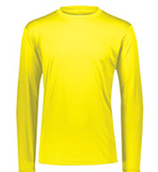 Adult Long Sleeve Moisture Wicking T-shirt