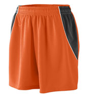 Custom Ladies Wicking Mesh Extreme Short