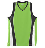 Ladies Wicking Mesh Lacrosse Advantage Jersey with Racerback