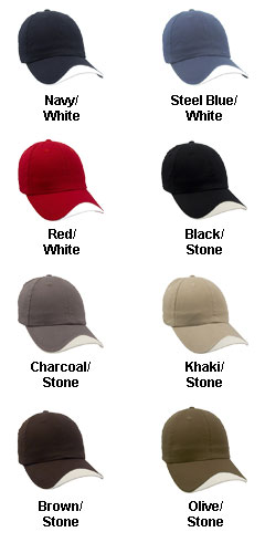 The Curve Twill Cap - All Colors