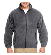 Custom Iceberg Fleece Full-Zip Jacket Mens