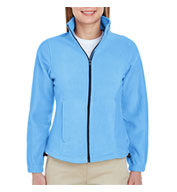 Ladies Iceberg Fleece Full-Zip Jacket