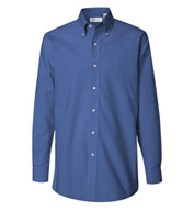 Custom Van Heusen Mens Wrinkle-Resistant Pinpoint Oxford Shirt