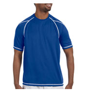 Custom Champion Double Dry® Tee with Odor Resistance Mens
