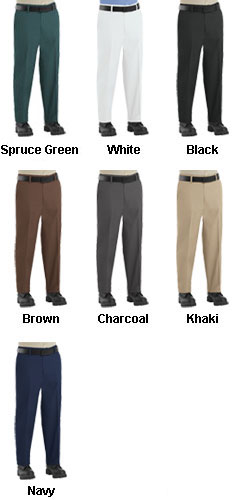 Mens Side Elastic Insert Pant Easy fit - All Colors