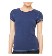 ALO Ladies Short Sleeve Bamboo T-shirt