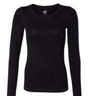 Custom All Sport Ladies� Long Sleeve Bamboo T-shirt