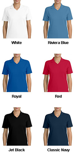Ladies Rapid Dry™ Sport Shirt - All Colors