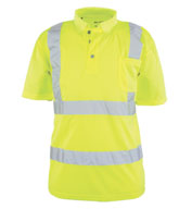 Custom TheANSI/ISEA 107-2004 Class 2  Foreman Polo Mens
