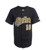 Custom Youth Pro Weight 6-Button Baseball Jersey