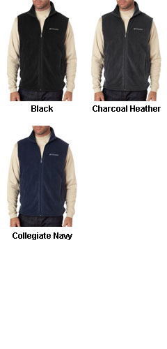 Mens Columbia Cathedral Peak Vest - All Colors