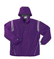 Custom Youth Titan Hooded Jacket. Comes In Twelve  Colors