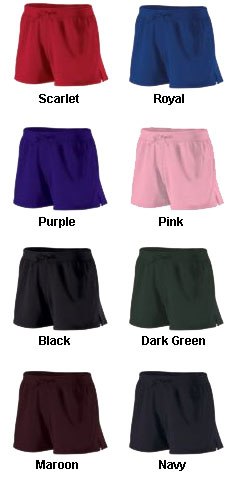 Ladies Balance Holloway Shorts - All Colors